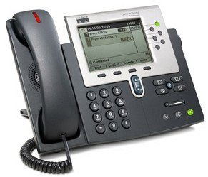 Cisco 7961G Unified IP Phone (CP-7961G-CH1)