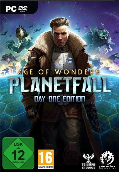 Age of Wonders: Planetfall - Premium Edition (Download) (PC)
