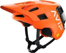 POC Kortal Race MIPS Helm fluorescent orange avip/uranium black matt (10521-8375)