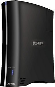 Buffalo lefttation Live BitTorrent 500GB, Gb LAN (LS-CH500L)