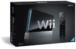 Nintendo Wii schwarz (verschiedene Bundles)