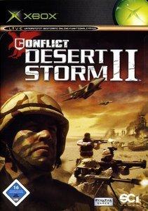 Conflict: Desert Storm 2 (niemiecki) (Xbox)