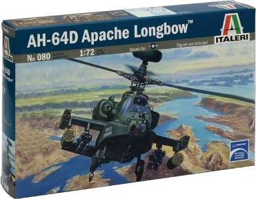Italeri AH-64D Apache Longbow 1:48 (0863S) -- via Amazon Partnerprogramm