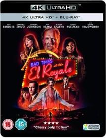 Bad Times at the El Royale (4K Ultra HD) (UK)