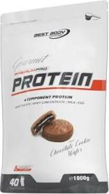 Best Body Nutrition Gourmet Premium Pro Protein Chocolate Cookie Wafer 1kg (1000991)
