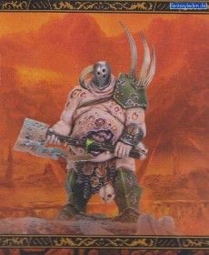Games Workshop Warhammer Age of Sigmar - Maggotkin of Nurgle - Lord of Plagues (99070201009)