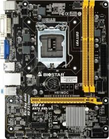 Biostar H81MDC
