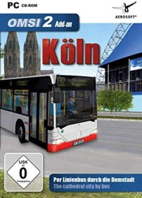 OMSI 2 - Der Omnibussimulator 2 - Köln (Add-on) (PC)