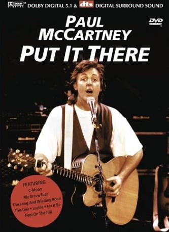 Paul McCartney - Put it there -- via Amazon Partnerprogramm