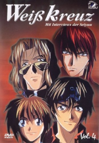 Weißkreuz Vol. 4 -- via Amazon Partnerprogramm