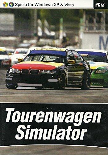 Tourenwagen Simulator (deutsch) (PC) -- via Amazon Partnerprogramm