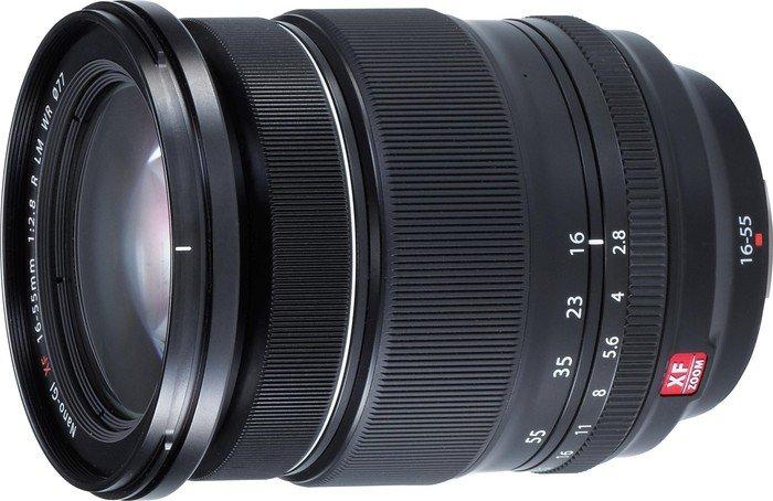 Fujifilm Fujinon XF 16-55mm 2.8 R LM WR schwarz (16443072)