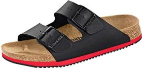 Birkenstock Arizona Super Grip schwarz (Damen) (0230114/0230116)