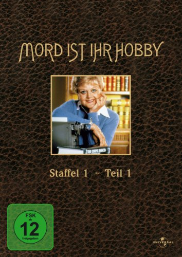 Mord ist ihr Hobby Season 1.1 -- via Amazon Partnerprogramm