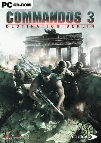 Commandos 3 - Destination Berlin (niemiecki) (PC) -- przez Amazon Partnerprogramm