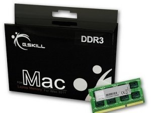 G.Skill SQ Series SO-DIMM Kit 32GB, DDR3-1333, CL9-9-9 (FA-1333C9Q-32GSQ)
