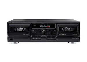 Technics RS-TR373M2EG double cassette deck
