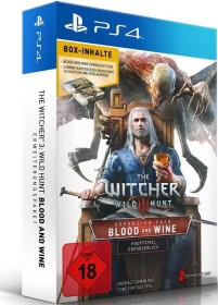 The Witcher 3: Wild Hunt - Blood and Wine (Download) (Add-on) (DE) (PS4)