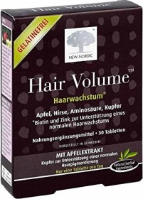 New Nordic hair Volume tablets, 30 pieces