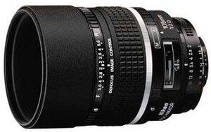 Nikon AF DC 105mm 2.0D schwarz (JAA327DA)