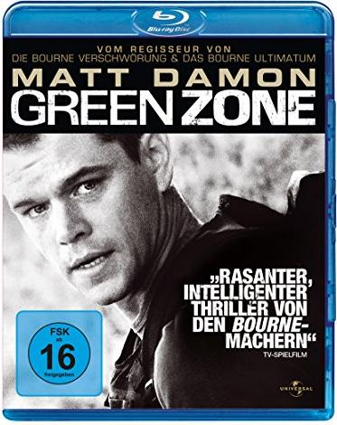 Green zone (Blu-ray) -- via Amazon Partnerprogramm