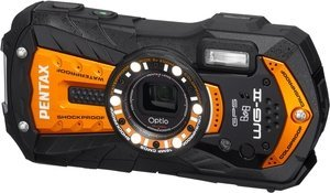 Pentax Optio WG-2 GPS orange (15442)