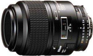 Nikon AF Micro 105mm 2.8D czarny (JAA627DA)