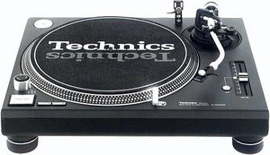 Technics SL-1210M3D black