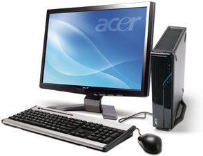 Отзывы покупателей о настольном компьютере Acer Aspire L5100 (код товара 5845274)...