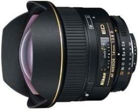 Nikon AF 14mm 2.8D ED black (JAA130DA)