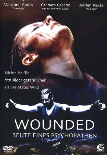 Wounded - Beute eines Psychopathen -- via Amazon Partnerprogramm
