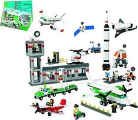 LEGO Education - Weltraum und Flughafen Set (9335)