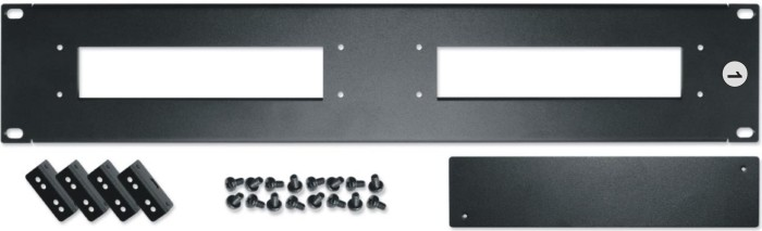 Shuttle PRM01, 2U-rack panel (POZ-PRM01)