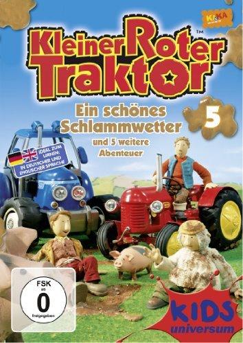 Kleiner roter Traktor Vol. 5 -- via Amazon Partnerprogramm