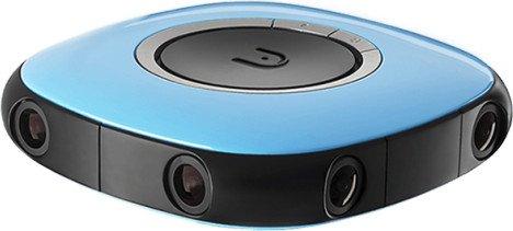 VUZE 3D 360 Camera blue (VUZE-1-BLU)