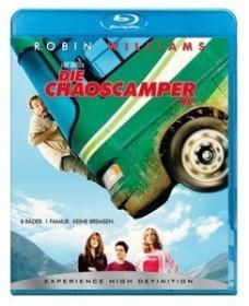 Die Chaoscamper (Blu-ray)