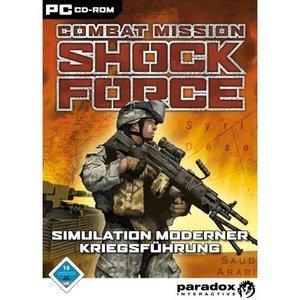 Combat Mission - Shock Force (German) (PC)