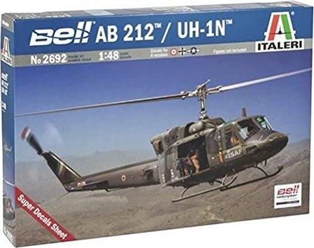 Italeri Bell AB 212 / UH 1N (2692S) -- via Amazon Partnerprogramm
