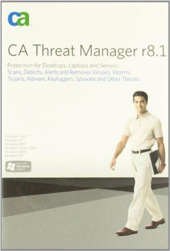 CA: Threat manager 8.1, 10 clients (multilingual) (PC) (EITM8110BPEM) -- via Amazon Partnerprogramm