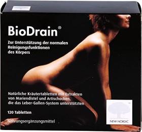 New Nordic Biodrain tablets, 120 pieces