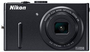 Nikon Coolpix P300 schwarz (VMA760E1)