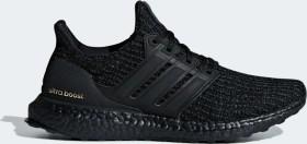 adidas Ultra Boost core black/gold metallic (Damen) (F36123)