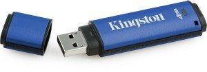 Kingston DataTraveler Vault 4GB, USB-A 2.0 (DTV/4GB)