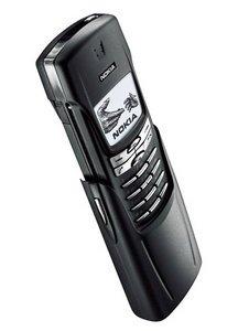 Nokia 8910, czarny