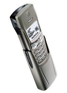Nokia 8910, natural titanium