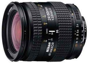 Nikon AF 24-50mm 3.3-4.5D czarny (JAA756DA)