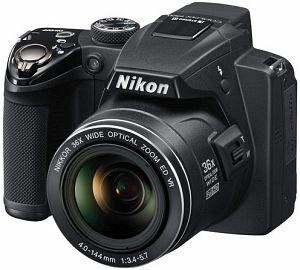 Nikon Coolpix P500 schwarz (VMA670E1)