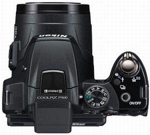 Nikon Coolpix P500 black (VMA670E1)