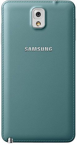 Samsung ET-BN900SL Akkudeckel blau