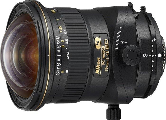 Nikon PC 19mm 4.0E ED black (JAA639DA)